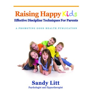 Raising Happy Kids eBook Cover