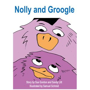 Nolly and Groogle eBook Cover